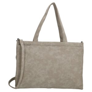 Beagles shopper grijs 17615