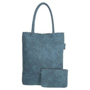 Beagles shopper blauw 17655