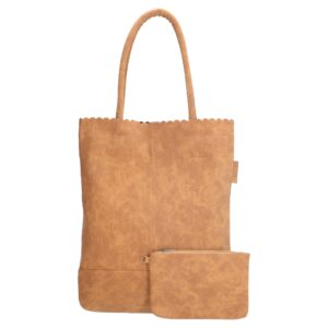 Beagles shopper camel 17655