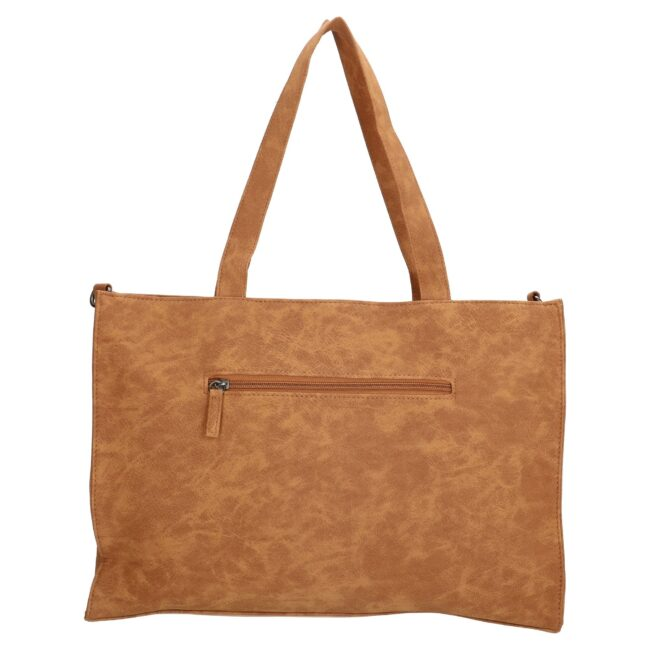 Beagles shopper camel 17615