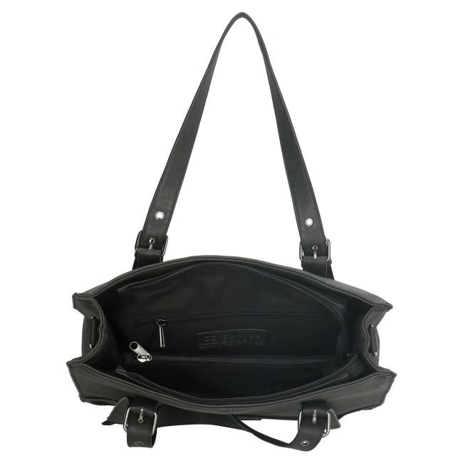 Enrico-benetti-tassen-66355-zwart
