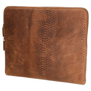 Old West laptophoes bruin 15,6 inch ( 38 cm)
