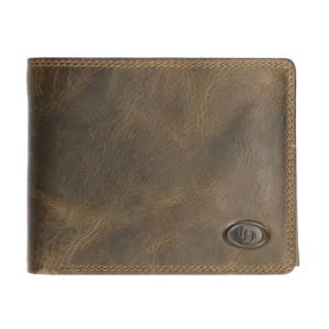 LD portemonnee jachtleer groen