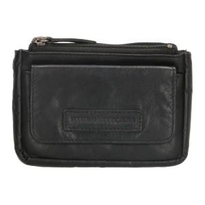 hide & stitches portemonnee paintrock 18770 zwart-2